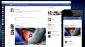 Facebook hat ein neues Design eingeführt. Quelle: Facebook