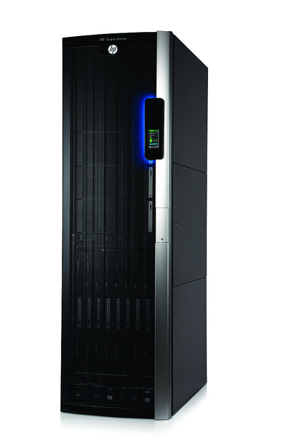 HP Superdome 2 mit Itanium 9500