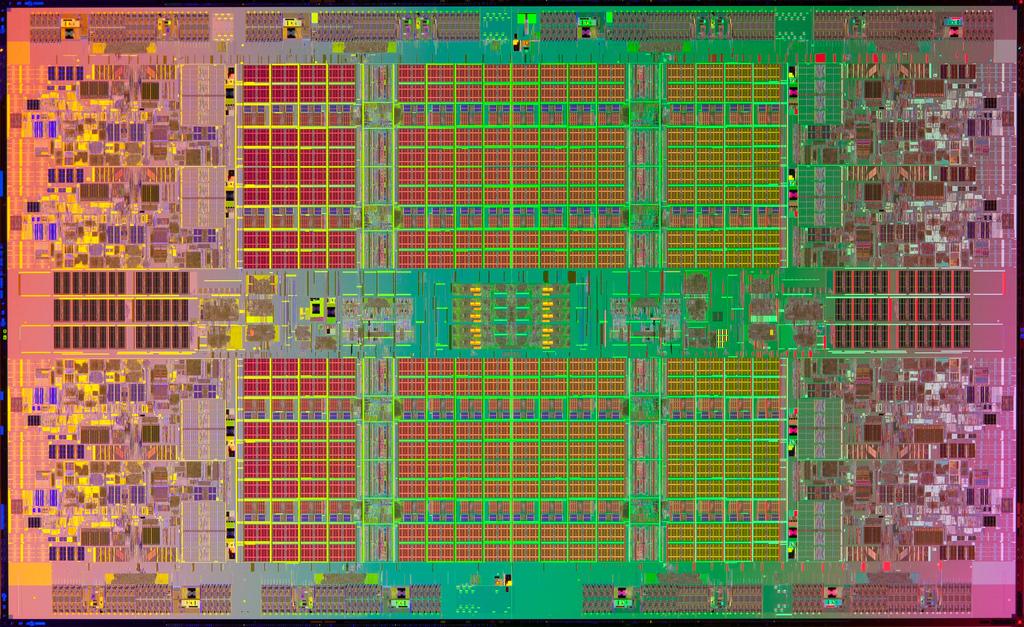 Itanium 9500 (Bild: Intel