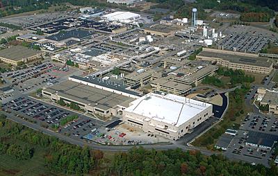 In East Fishkill unterhält IBM eine 300mm-Chip-Fabrik. Quelle: IBM