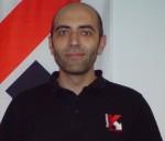 Führte eine Betaversion seines Business-Produktes vor: Kasperskys Technical Consultant Angel Jodra Soria. Quelle: Kaspersky Lab.
