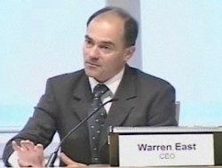 Warren East (Bild: ARM)