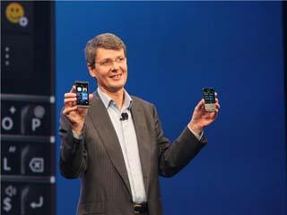 Das BlackBerry 10, die letzte Chance für den kanadischen Hersteller.