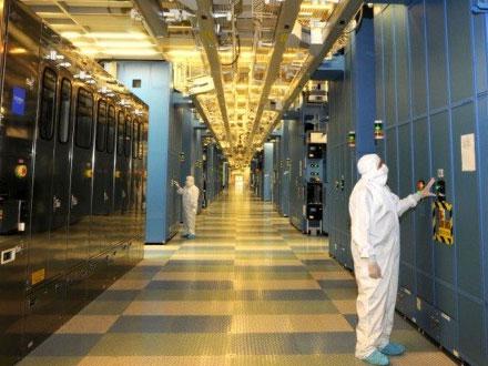 IBMs Fab in East Fishkill. (Bild: IBM)