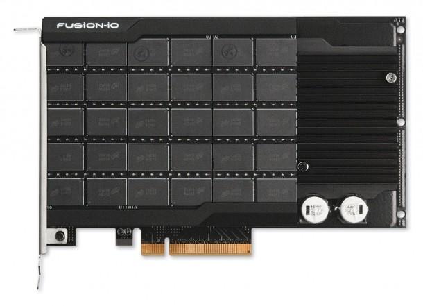 Das Flash Rechenzentrum macht diese 2TB-SSD-Festplatte ioScale von Fusion-io möglich. Quelle: Fusion-io