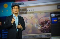 Samsung CEO Stephen Woo