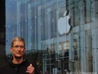 Apple-CEO Tim Cook kämpft gegen Kursverlusten an den Börsen. Am Mittwoch Abend legt er die Zahlen für das erste Quartal 2013 vor und diese werden mit Spannung erwartet. Denn sie könnten den Kurs noch weiter in den Keller treiben. Quelle: News.com.