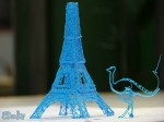 Kunstwerke aus dem 3Doodler. Quelle: Wobble Works