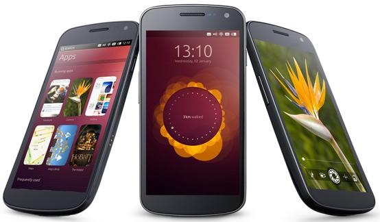 Schon ab Herbst könnte es Ubuntu-Smartphones geben. Quelle: Cnet