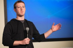 Facebook-Gründer Mark Zuckerberg. Quelle: ZDNet.