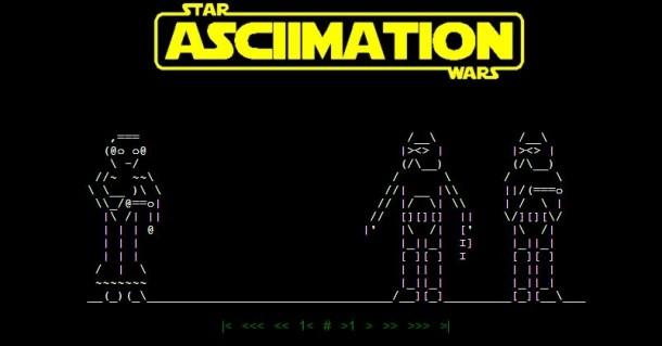 asciimationwars