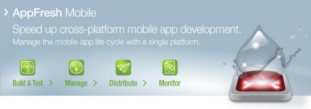 """Metaquarks App Fresh wird Teil des """"Digitalen Unternehmen"""" der Software AG."""