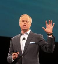 Eine ganze Industrie schaut dem neuen CA-CEO auf die Finger, wie er sein persönliches Fitnessprogamm für den IT-Multi umsetzt. Quelle: Harald Weiss/ silicon.de.