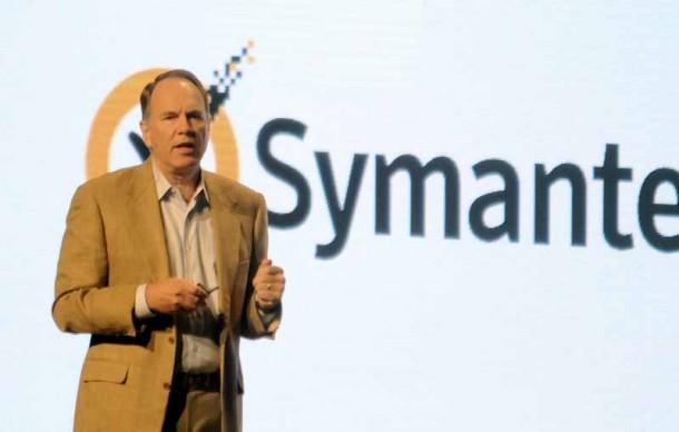 Symantec CEO Steve Bennett gibt sich kämpferisch, lässt aber keinerlei Zweifel darüber,  was seiner Ansicht nach bei dem Marktführer in Sachen Sicherheit in den vergangenen Jahren falsch gelaufen ist. Quelle: Harald Weiss/silicon.de