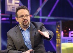 Evernote-CEO Phil Libin. Quelle: Stephen Shankland/CNET.