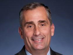 Brian Krzanich galt als aussichtsreicher Kandiat für die Nachfolge Paul Otellinis. Quelle: Intel