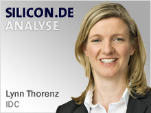 Lynn Thorenz von IDC