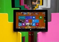 Micorosoft Surface läuft derzeit auf RT, eine Pro-Version mit Windows 8 wird bald auf den Markt kommen.