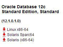 Ohne großes Tamtam gibt Oracle die neue Version von 12c zum Download für Linux und die beiden Varianten von Solaris frei.