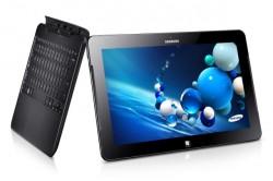 Der Ativ Smart PC von Samsung ist ein Intel-Gerät mit Android-Betriebssystem. Laut Intel werden diesem Gerät bald weitere nachfolgen. Quelle: Samsung.