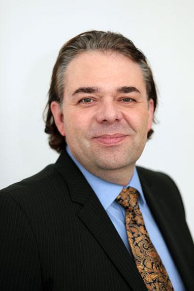 Stefan Welcker, Regional Director DACH/CEE bei der Lexmark-Tochter Perspective Software.