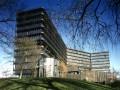 Das Europäische Patentamt in München. Jetzt will die EU juristisch den Weg auch für ein einheitliches Patentgericht ebnen.