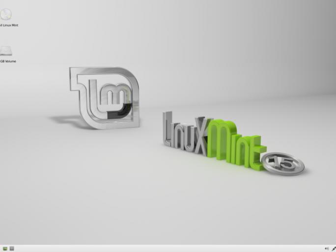Linux Mint mit dem Desktop Xfce.