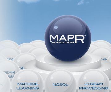 Mit einem eigenen Hadoop-File-System und einer Verwaltungsschicht zähmt das britische Startup MapR Hadoop-Installationen.