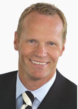 Michael Ganser, Senior Vice President für Cisco Central Europe