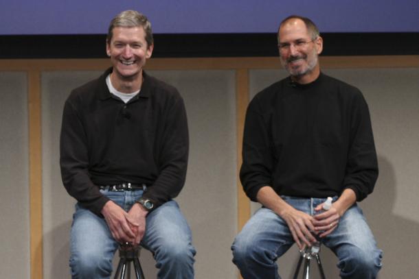 Vorstellungsgespräch sei für Cook sofort klar gewesen, dass er unbedingt für Apple arbeiten wolle.