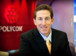 Andrew Miller tritt als CEO von Polycom ab. Quelle: ZDNet.com