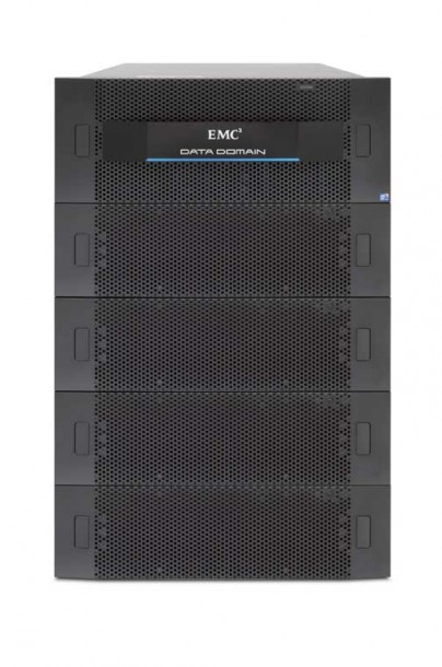 Die neue Hardware Data Domain sollen vor allem Kunden aus dem Mittelstand ansprechen. Quelle: EMC