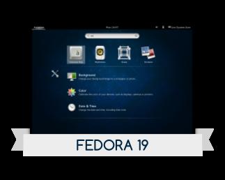 Fedora 19, Schrödinger' s Cat
