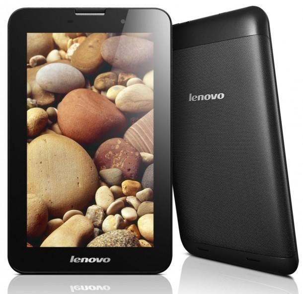 Lenovos neuer Android-7-Zöller IdeaPad A3000.