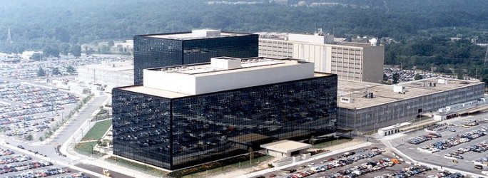 Das Hauptqartier der NSA in Fort Meade Maryland (Foto: NSA).