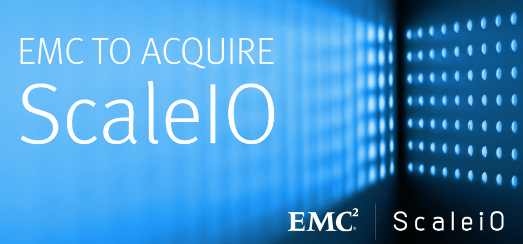 EMC ScaleIO Flash-Speicher, Storage