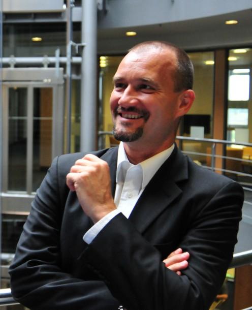 Sven Denecken, Vice President Strategy Cloud Solutions bei SAP.