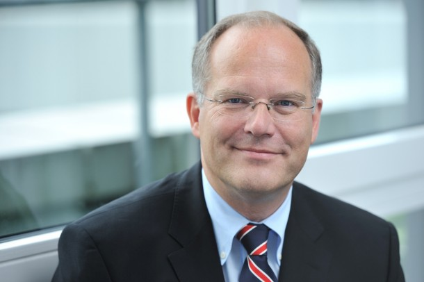 Rainer Zinow, Senior Vice President, Strategic Cloud Solution Management bei SAP