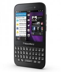 Das BlackBerry Q5 gibt es derzeit nur in Schwarz. Rot und Silber sollen jedoch folgen. Quelle: BlackBerry