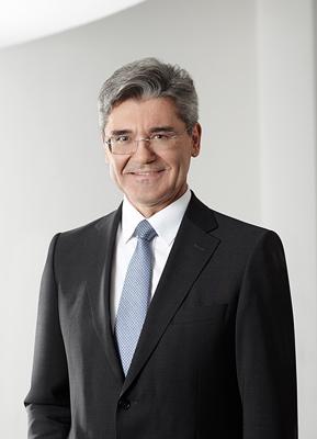 Joe Kaeser ist der neue Chef von Siemens. Quelle: Siemens