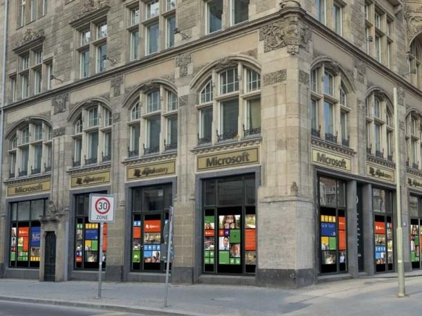 Microsoft will in Berlin einen Anziehungspunkt für Start-ups schaffen (Bild: Microsoft).