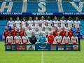 HSV Mannschaftsfoto und Jubiläumsanleihe