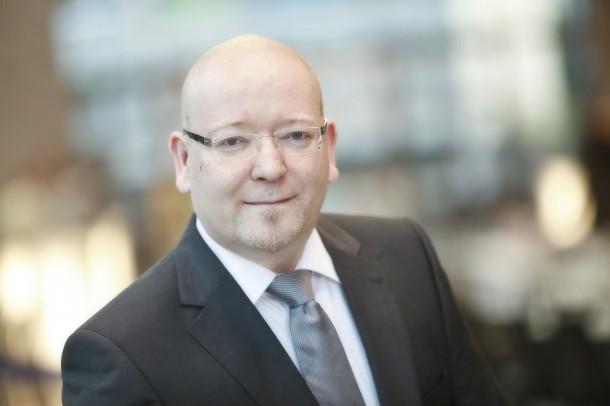 Stefan Schüßler, Vertriebsleiter Personalwirtschaftssysteme bei SAP Deutschland