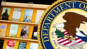 E-Book Streit zwischen Apple und Department of Justice