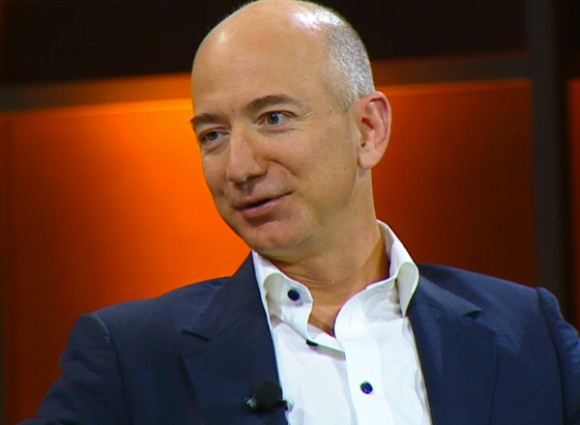 Amazon-CEO Jeff Bezos