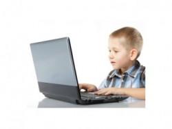 Kind am computer (Bild: Shutterstock)