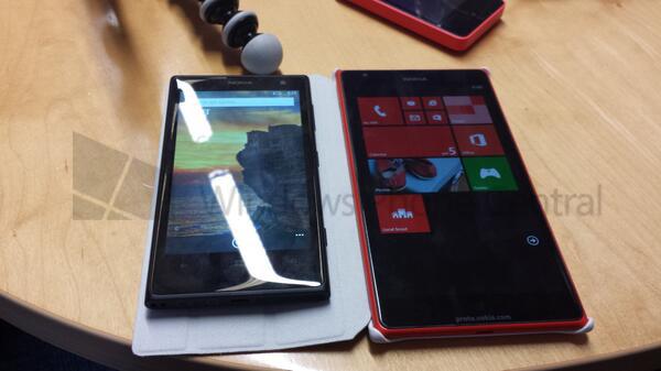 Das Nokia Lumia Bandit soll angeblich offiziell Lumia 1520 heißen. Quelle: Windowsphone Central