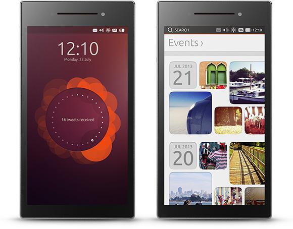 Ubuntu wird bald auch auf Smartphones verfügbar sein.