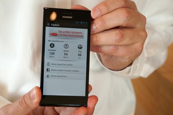 Voice-over-LTE von Vodafone. (Bild: Vodafone)