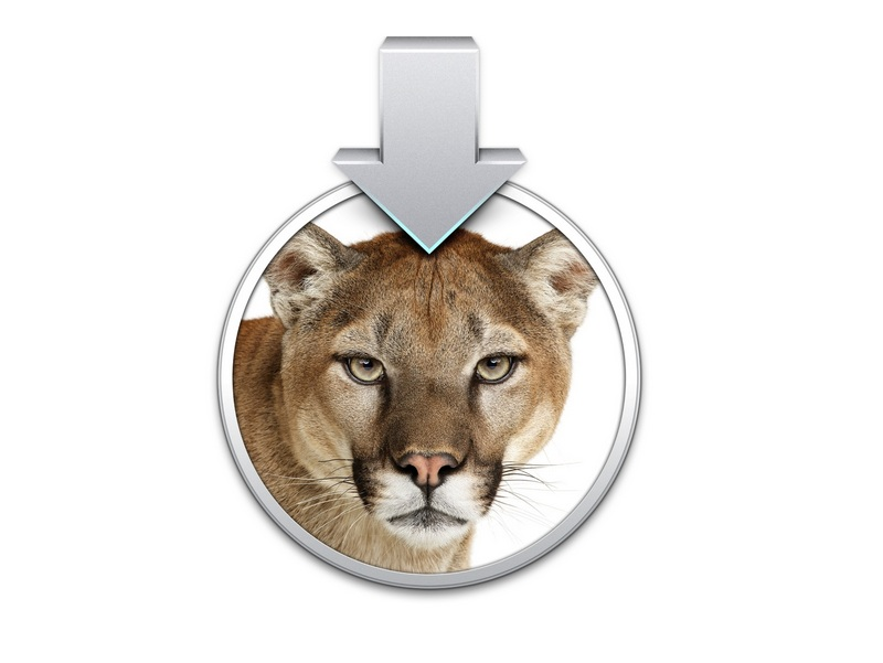 Icon Mountain Lion Installer